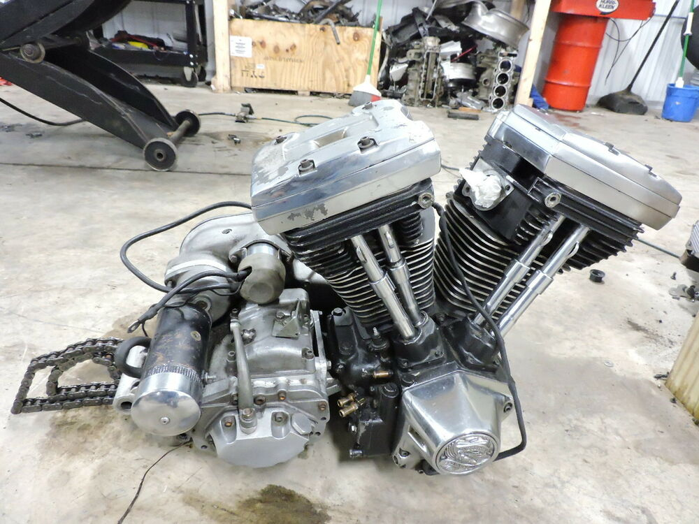 About Harley Davidson Engines