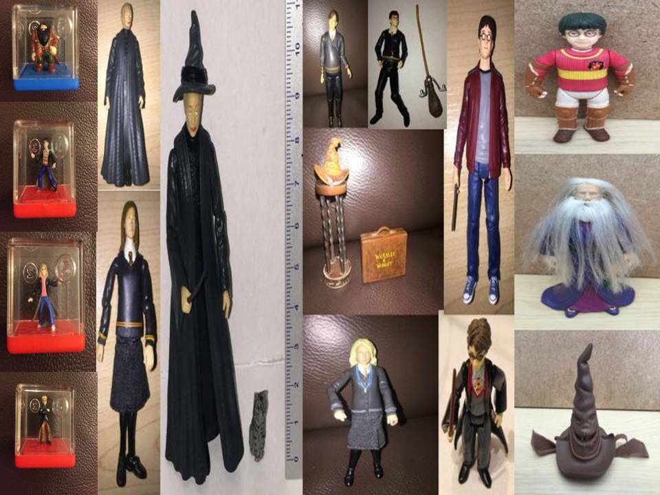 Best Harry Potter Toys And Figures : Harry potter action toy figures and accessories ebay