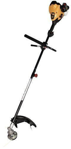 new poulan pp325    pr25bc 17 u0026quot  straight shaft 25cc gas trimmer weed eater pro
