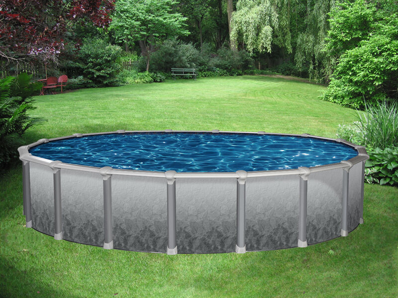 12 39 x 52 above ground pool package limited lifetime for Above ground pool deals