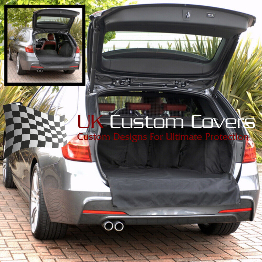 bmw 3 series f31 touring estate tailored boot liner mat dog guard 2012 on 075 ebay. Black Bedroom Furniture Sets. Home Design Ideas