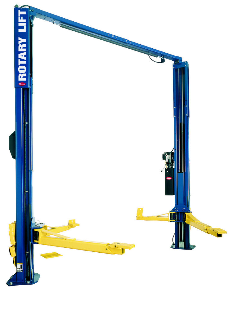 10000 Lb Car Lift >> Rotary SPO10-TA 10,000# 2 Post Auto Lift 3-Stage Arms, Truck Adapters MAKE OFFER | eBay