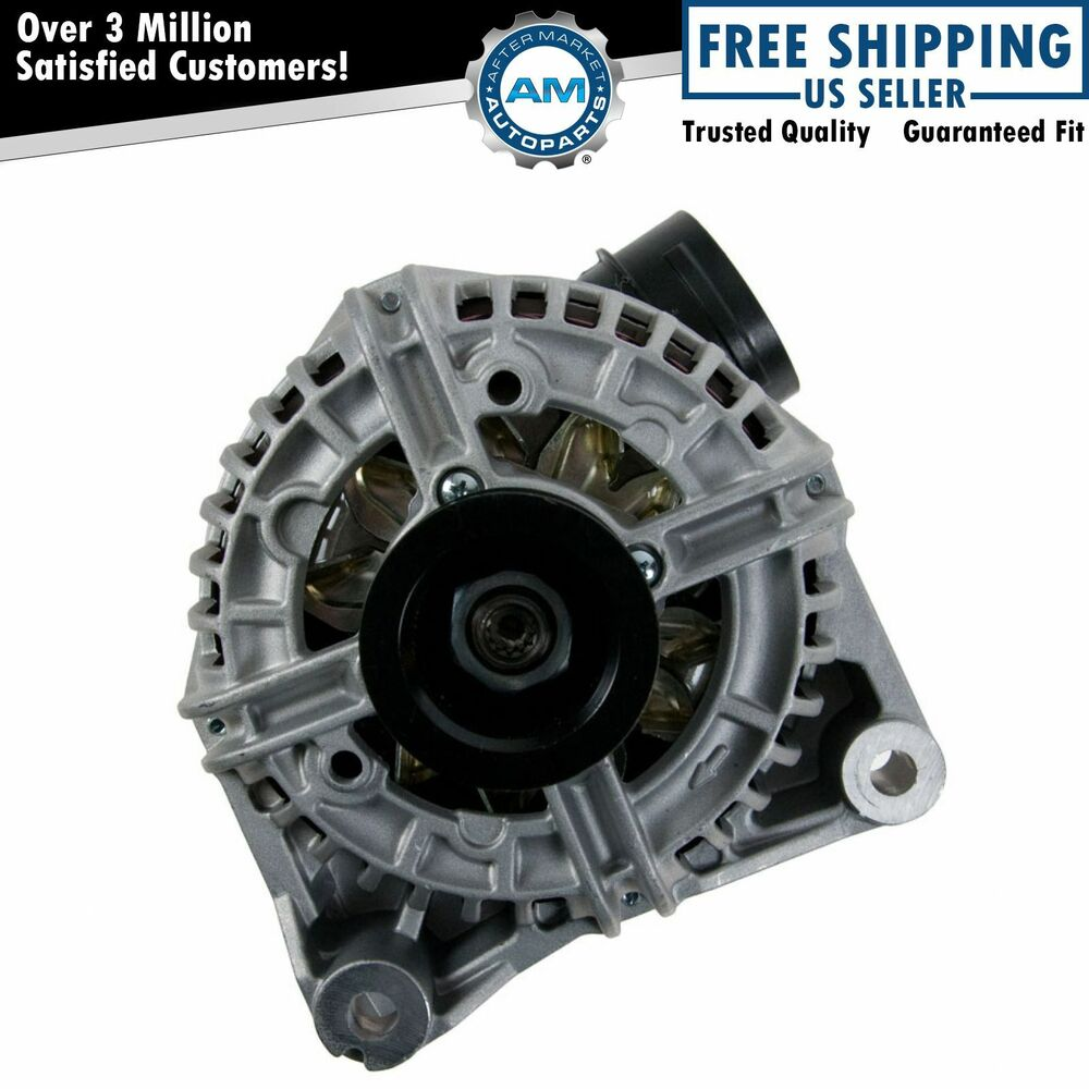 Alternator 120 Amp New For Bmw 3  U0026 5 Series X5 E46 E39