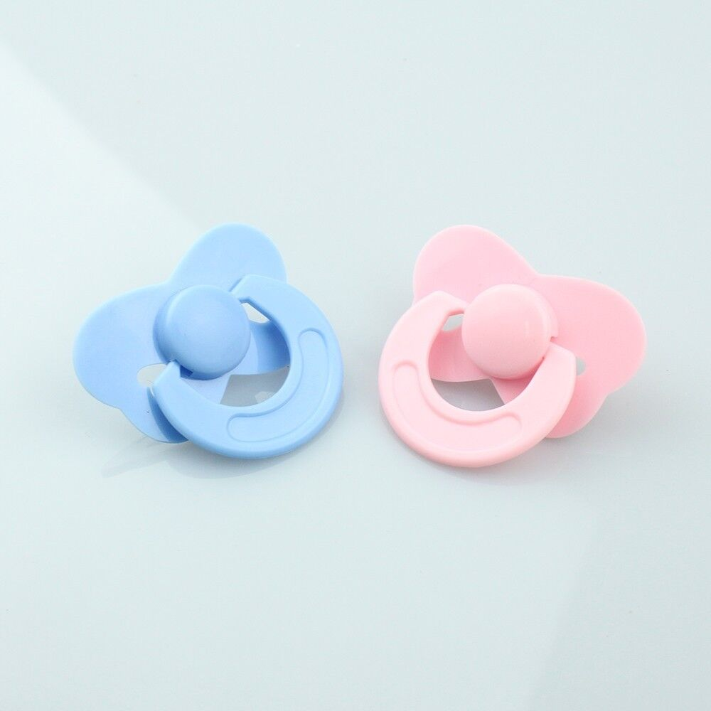 Dolls Accessories Tiny Pacifier Dummy Fit Reborn Baby
