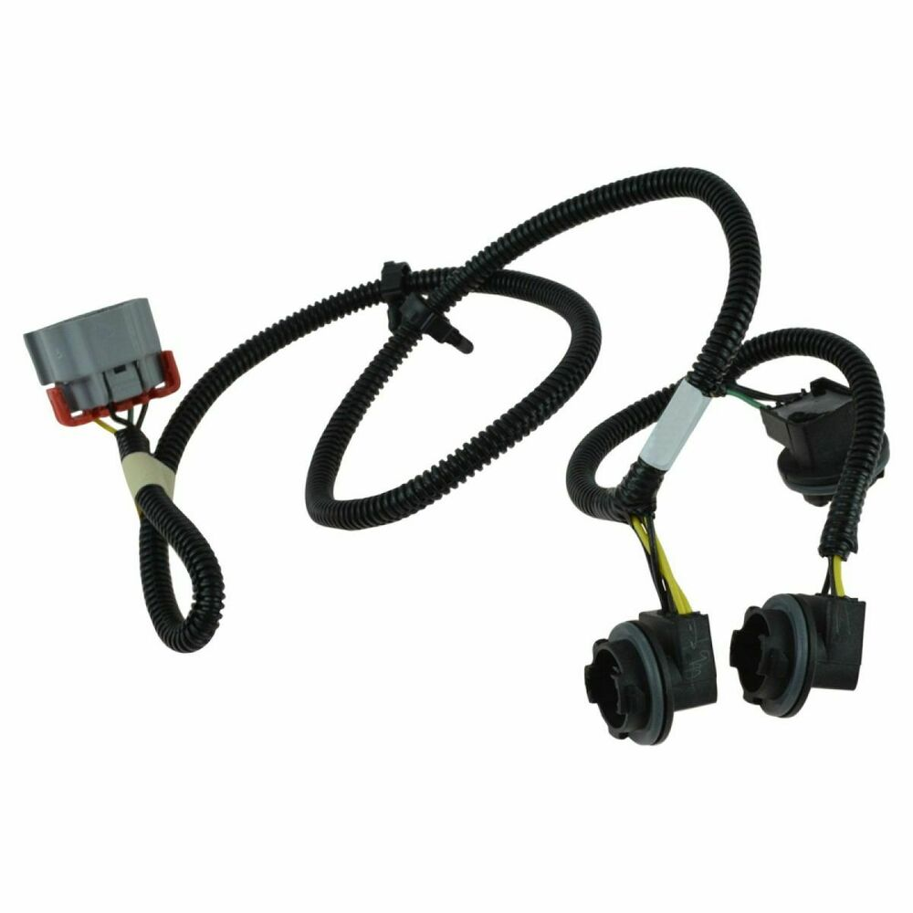 OEM Tail Light Lamp Wiring Harness LH Driver Side for ...