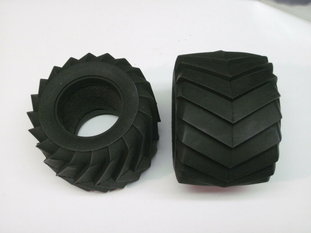 Tractor Pulling Tires And Rim : Rc wd scale puller tires tractor pulling f