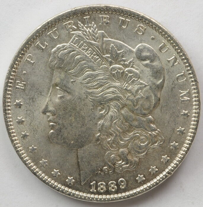 1889 united states one dollar coin