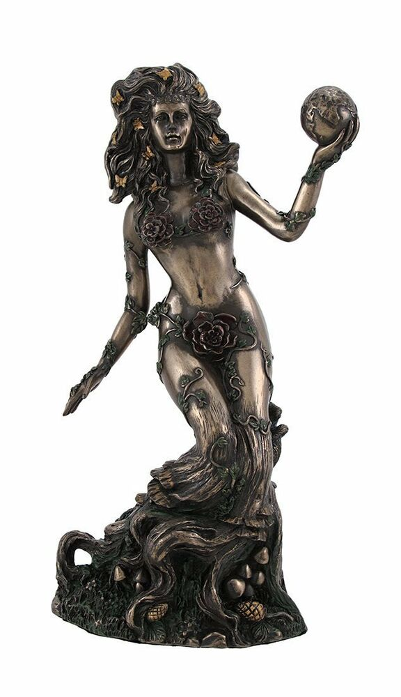 Earth mother nature goddess gaia greek mythology titan Goddess of nature greek