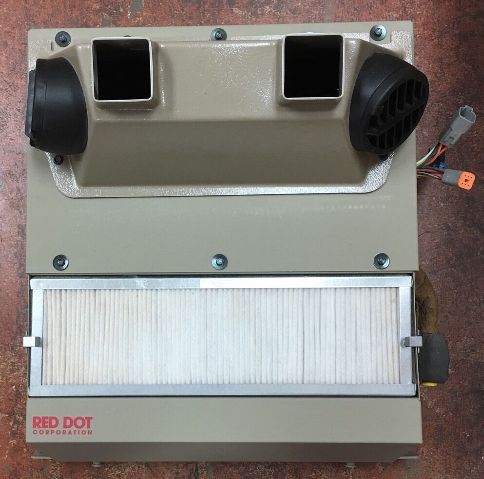 RED DOT AIR CONDITIONER AC 24V MILITARY HMMWV HUMMER R ...