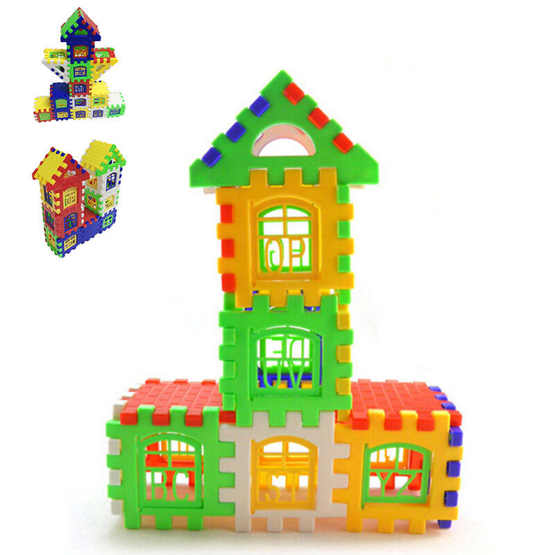 Building Toys For Teenagers : Newly child learning toy kids bricks house building blocks