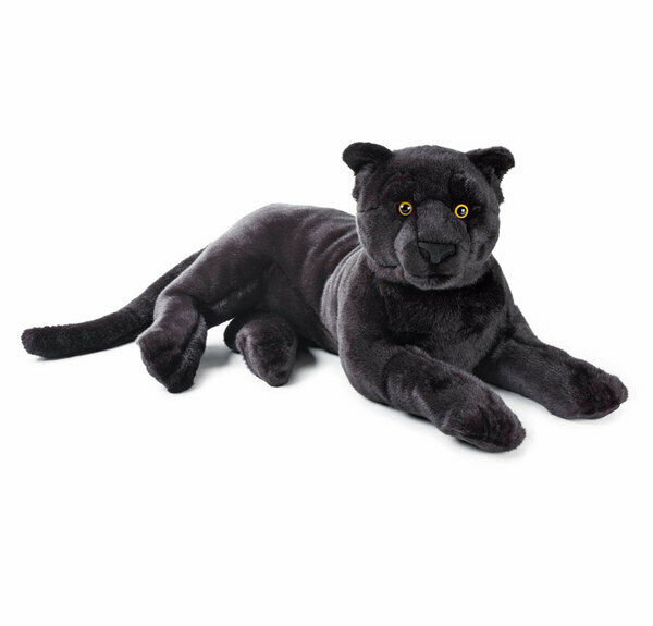 Extra Large Toys : Black panther extra large quot cm national geographic