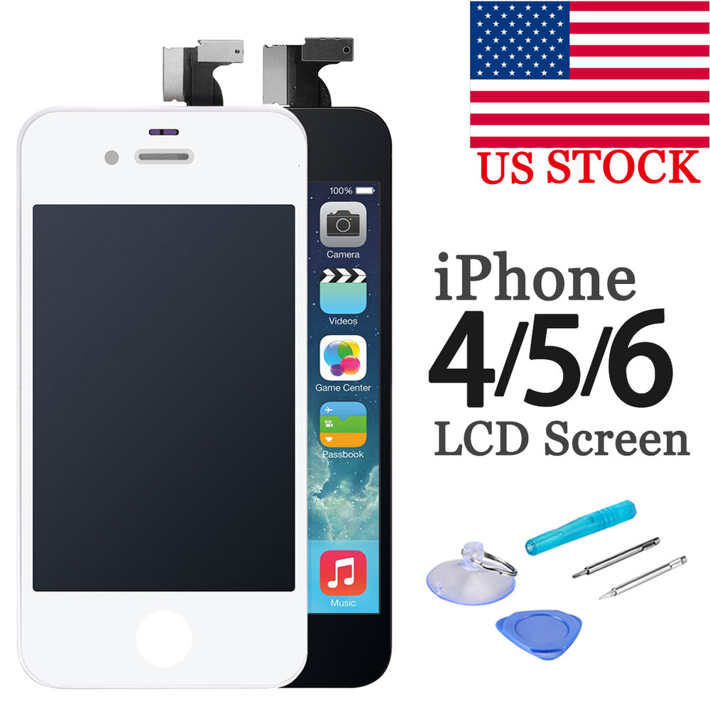 iphone 5s screen iphone 4s 4g a1332 5s 5 5c 6 lcd display screen digitizer 1332