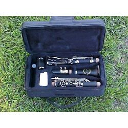 Kyпить CLARINETS-BANKRUPTCY SALE-NEW INTERMEDIATE CONCERT BAND CLARINET-W/ YAMAHA PADS на еВаy.соm