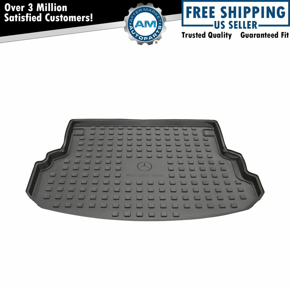 Oem Molded Black Rubber All Weather Cargo Mat Tray Liner