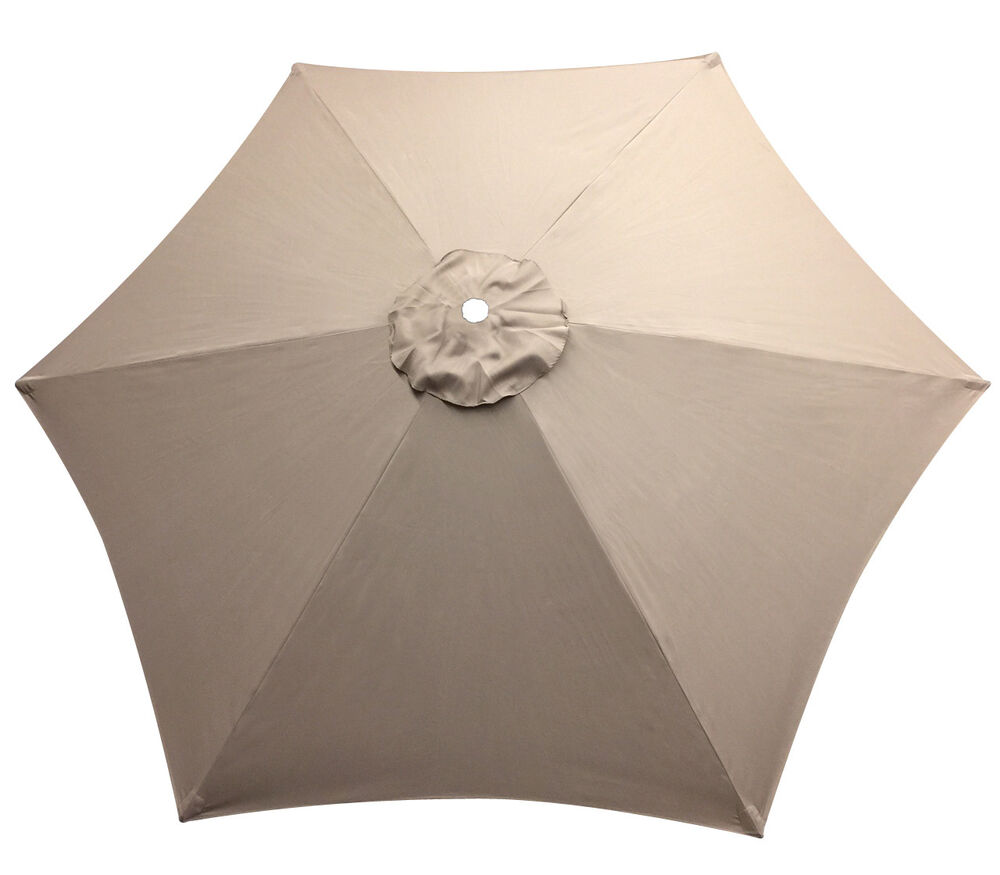 9 Ft Replacement Top For 6 Ribs Patio Umbrella Cover