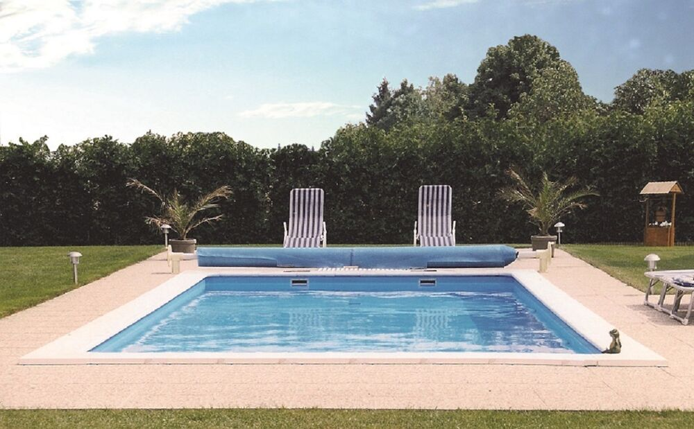 pool styroporsteinbecken schwimmbecken rechteckig 8m x 4m x 1 5m ebay. Black Bedroom Furniture Sets. Home Design Ideas