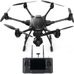 Yuneec Typhoon H RTF Quadcopter Drone with CGO3+ 4K Camera