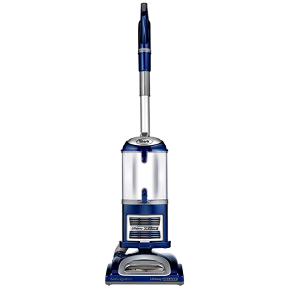 Shark Nv360 Navigator Lift Away Deluxe Vacuum Cleaner Blue