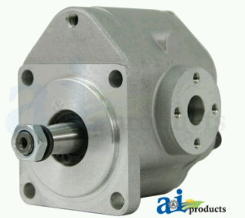 Ford 1120 Hydraulic Pump : New ford compact tractor hydraulic pump sba fits