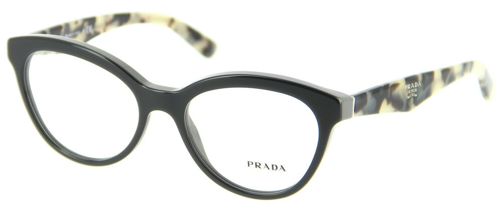 427295bb3bfc PRADA VPR 11R TFN-101 50/17 140 Frames Authentic NEW with Tag (see pic) |  eBay