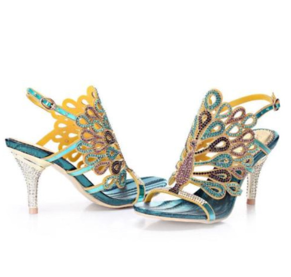 Size  Womens Evening Shoes