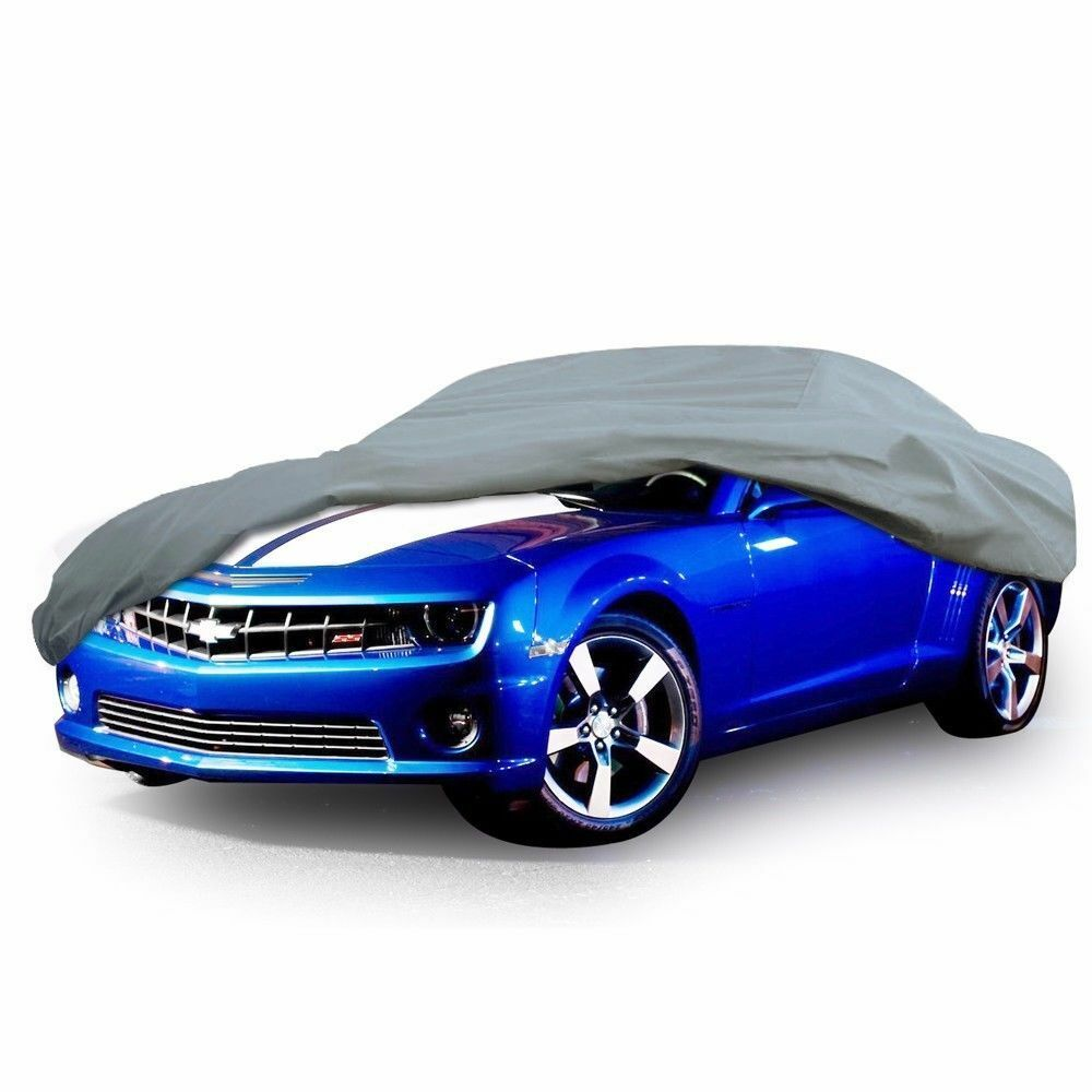 chevy camaro car cover fit 2010 2015 outdoor indoor all weather protection new ebay. Black Bedroom Furniture Sets. Home Design Ideas