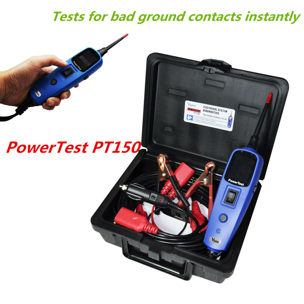 Power Tool Tester : Power probe tester scope electrical diagnostic circuit