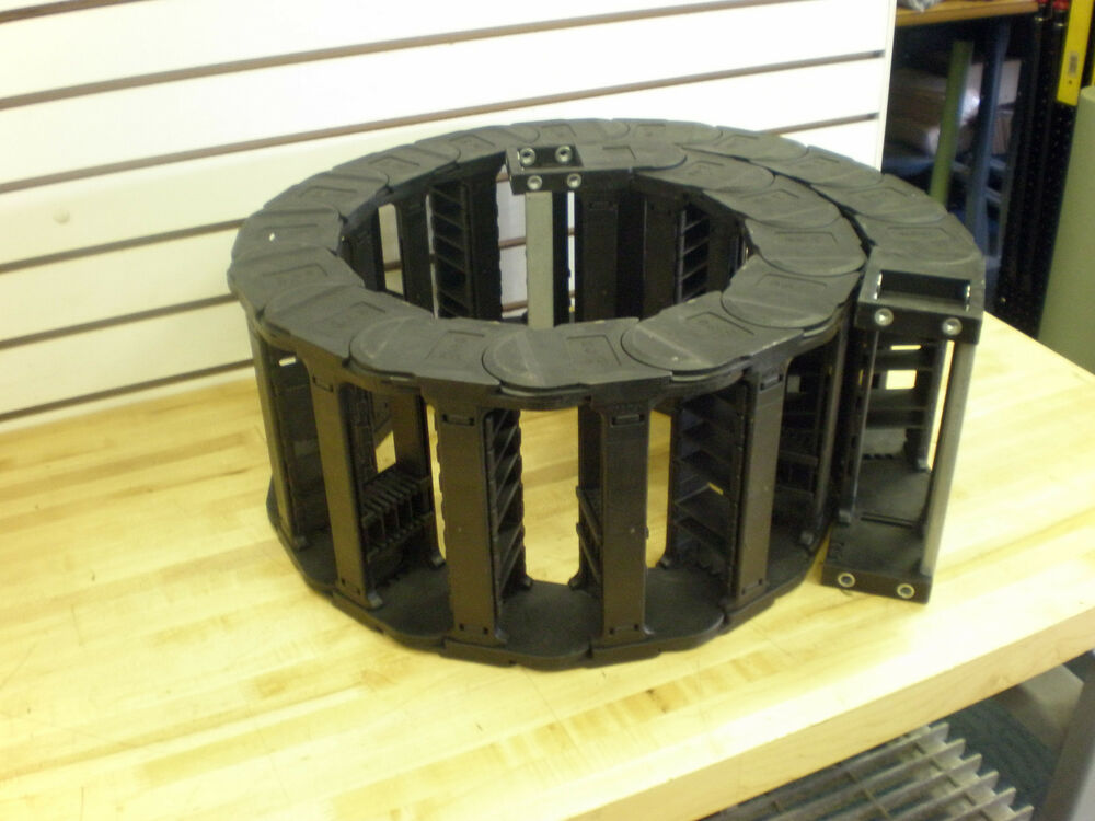 Flexible Cable Track : Igus wire way hose carrier flex track p n