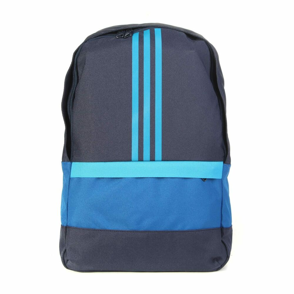 adidas rucksack blau viele f cher sportrucksack tasche. Black Bedroom Furniture Sets. Home Design Ideas