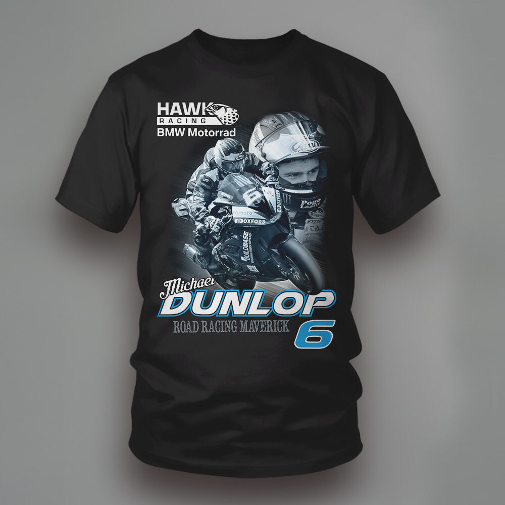 official 2016 hawk racing bmw michael dunlop road racing
