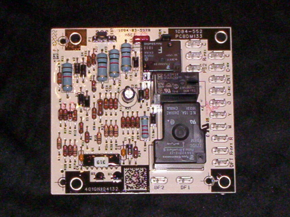 Pcbdm133s goodman heat pump defrost control board for How to defrost windshield without heat