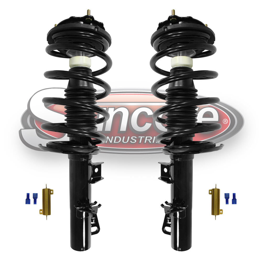 1995 2002 lincoln continental front air suspension to quick strut conversion kit ebay. Black Bedroom Furniture Sets. Home Design Ideas