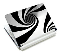 """Swirl 8.9"""" 10"""" 10.1"""" Universal Netbook Laptop Skin Sticker Cover Decal Protector"""