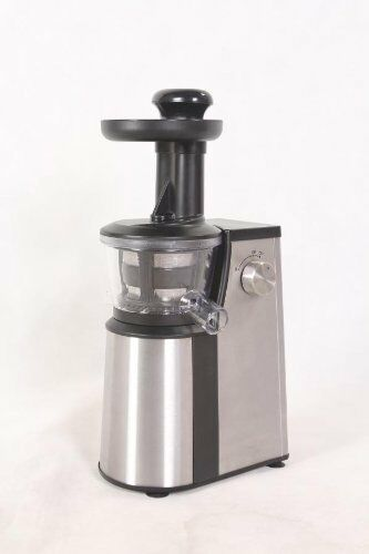 Brand New Stainless Steel 250W Slow Juicer SlowJuicer w ...