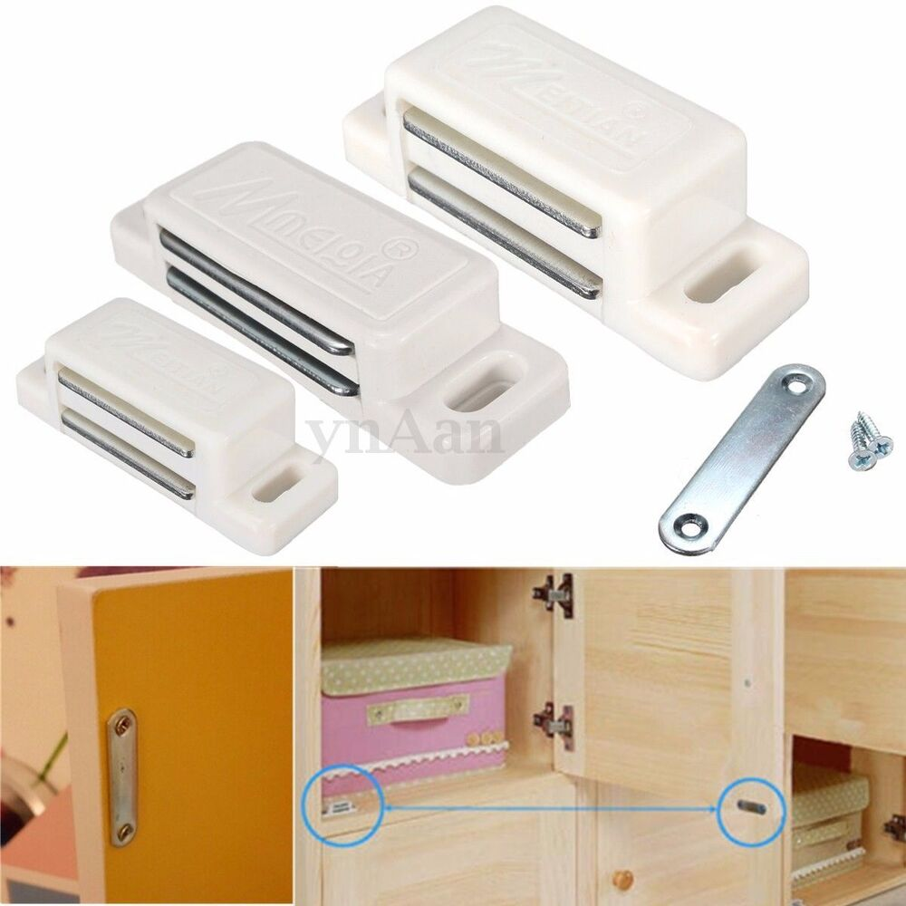 magnetic door catches stopper holder latch for kitchen cabinet