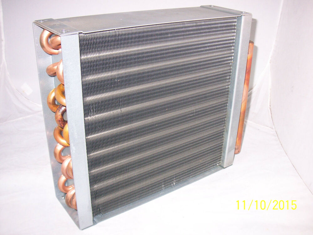 Heating Coil For Boiler ~ Central boiler heat exchanger coil k btu water to air