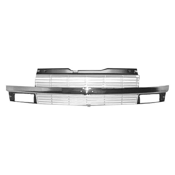 for chevy astro 1995 2005 replace gm1200371 grille. Black Bedroom Furniture Sets. Home Design Ideas