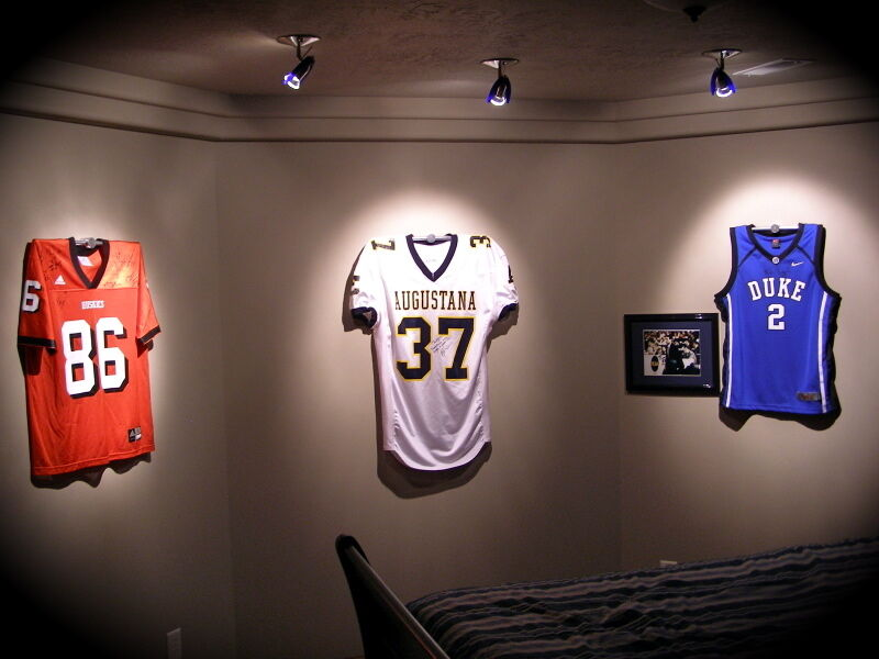 Jersey Collection Wall Mount An Alternative To Frames Amp Cases By Ultramount Ebay