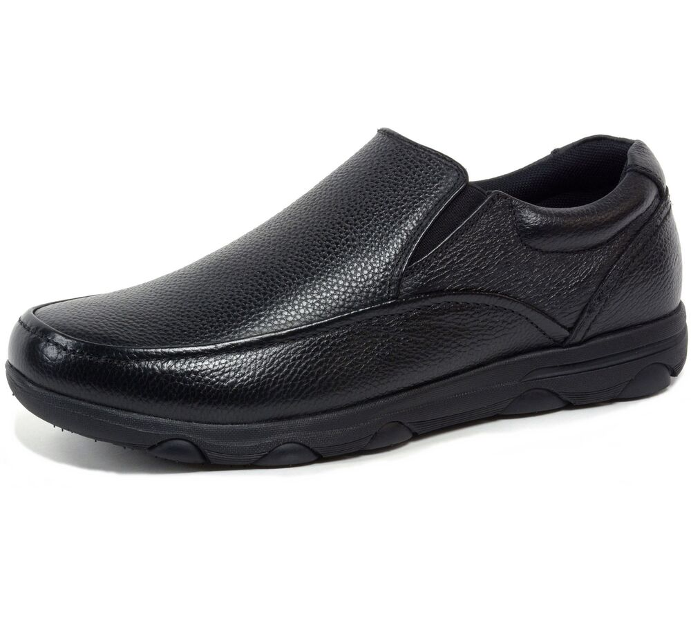 Slip And Oil Resistant Dress Shoes