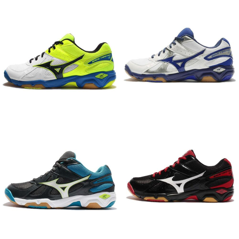 3e53554539bc Details about Mizuno Wave Twister 4 IV Mens Badminton Volleyball Shoes  Sneakers Pick 1