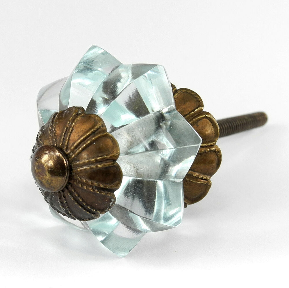 Glass Kitchen Cabinet Door Knobs: Glass Drawer Handles, Unique Cabinet Pulls Or Antique
