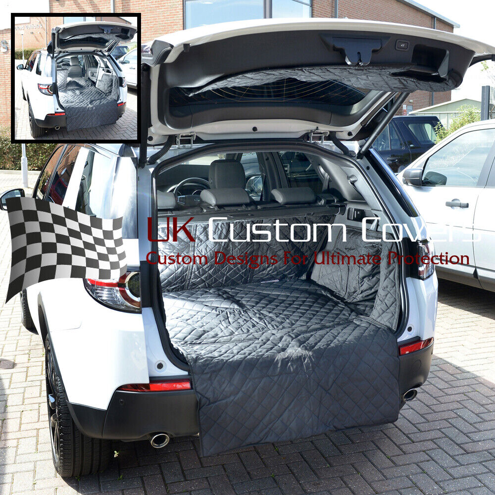LAND ROVER DISCOVERY SPORT QUILTED WATERPROOF BOOT LINER