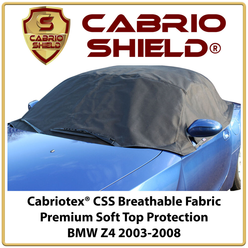 Bmw Z4 Car Cover: BMW Z4 Car Hood Soft Top Cover Half Cover Protection 2003