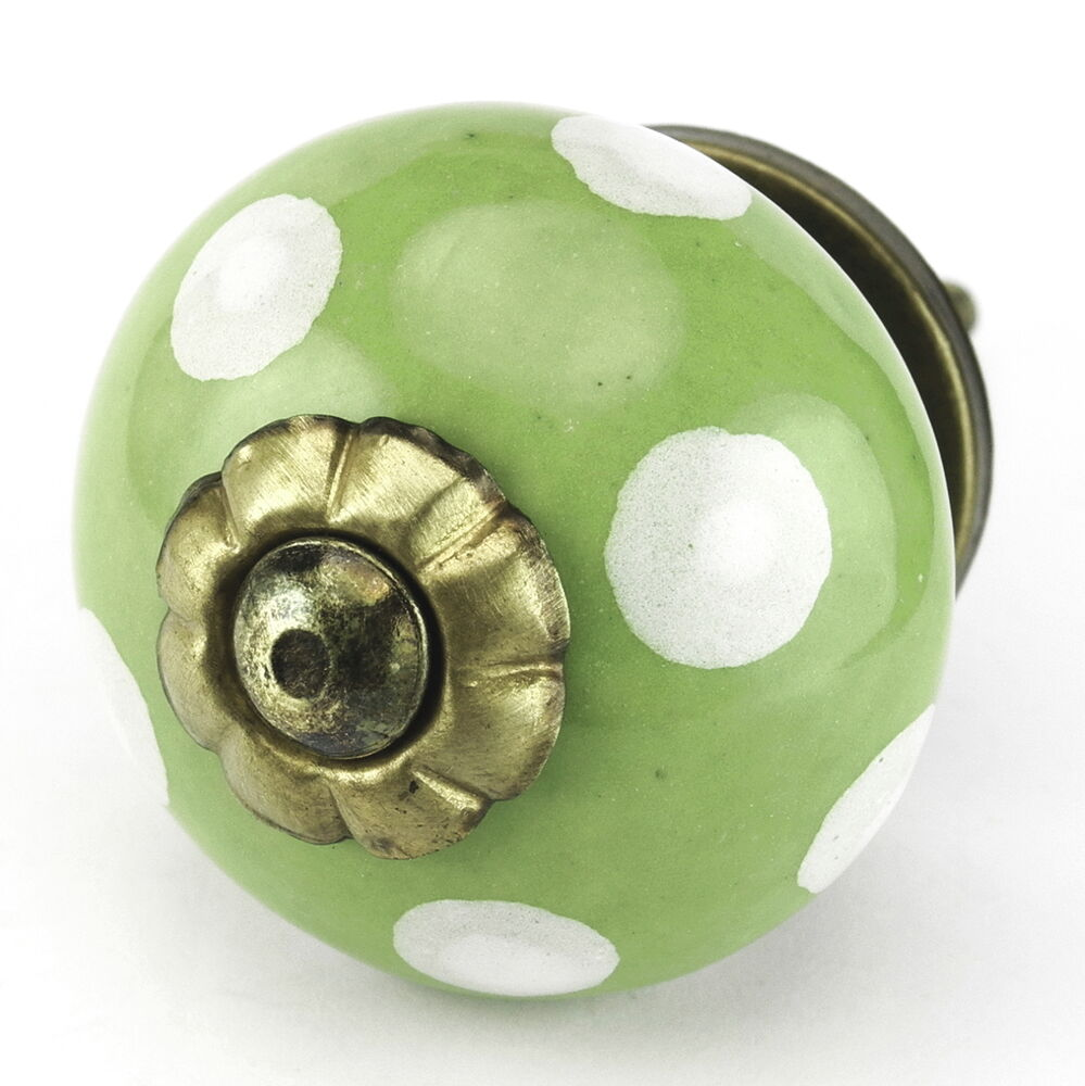 Ceramic Door Knobs Antique Brass Drawer Knob And Cupboard