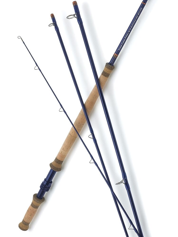 New temple fork outfitters deer creek 11 39 0 4 wt switch for Dicks fishing poles