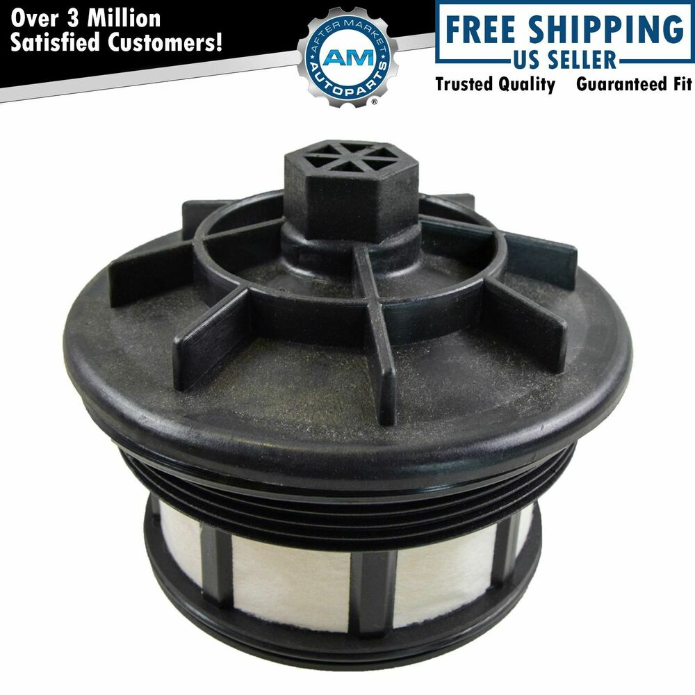 diesel fuel filter housing ebay