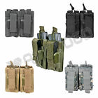 VISM NcSTAR .223 5.56 7.62 Double PALS MOLLE Rifle Magazine Pouch - CVAR2MP2927