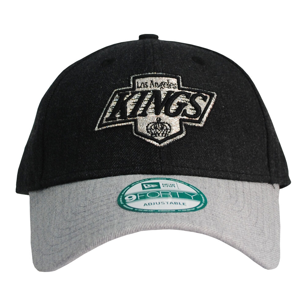 3232f729b88 ... italy details about new era la kings heather team 9forty curve peak  baseball cap hat 645a2