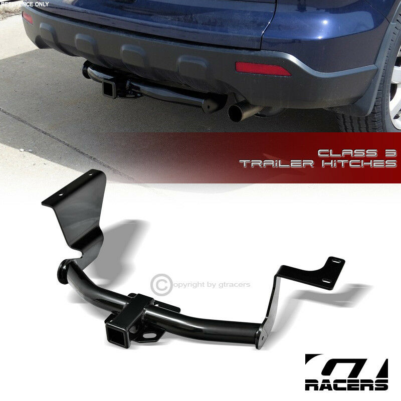 Class 3 Trailer Hitch Receiver Rear Bumper Tow 2 Quot For 2007