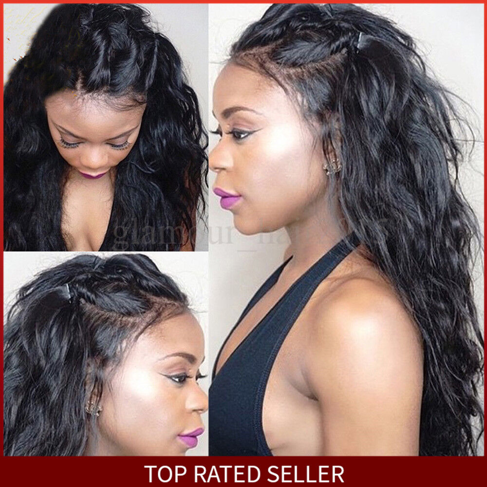 Natural Looking Lace Wigs Uk 68